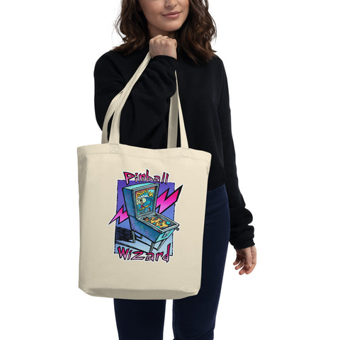 Pinball Wizard Eco Tote Bag