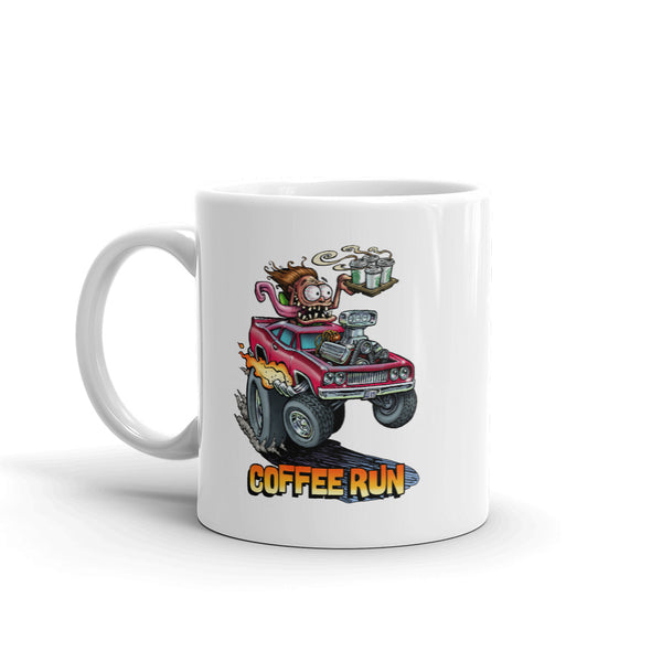 Coffee Run Mug