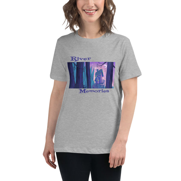 River Memories Women's Relaxed T-Shirt