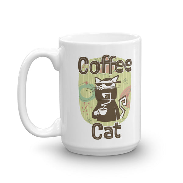 Coffee Cat Mug