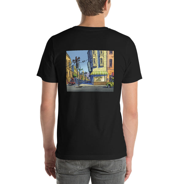RJ Boutique Short-Sleeve Unisex T-Shirt