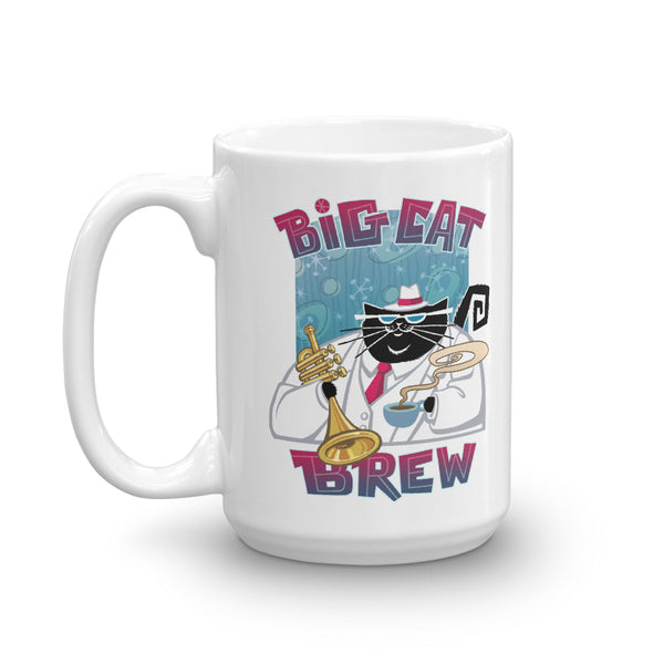 Big Cat Brew Mug
