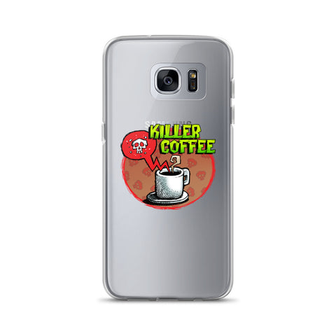 Killer Coffee Samsung Case