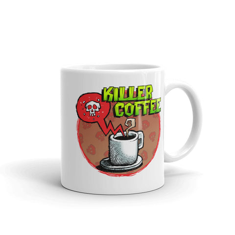 Killer Coffee Mug