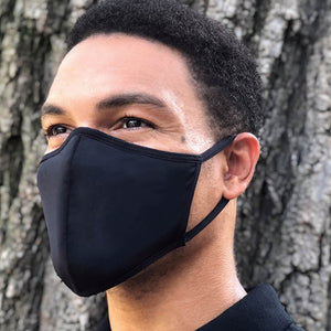 Smart Fiber Fabric Mask – Gray (as low as €3,30 per mask)