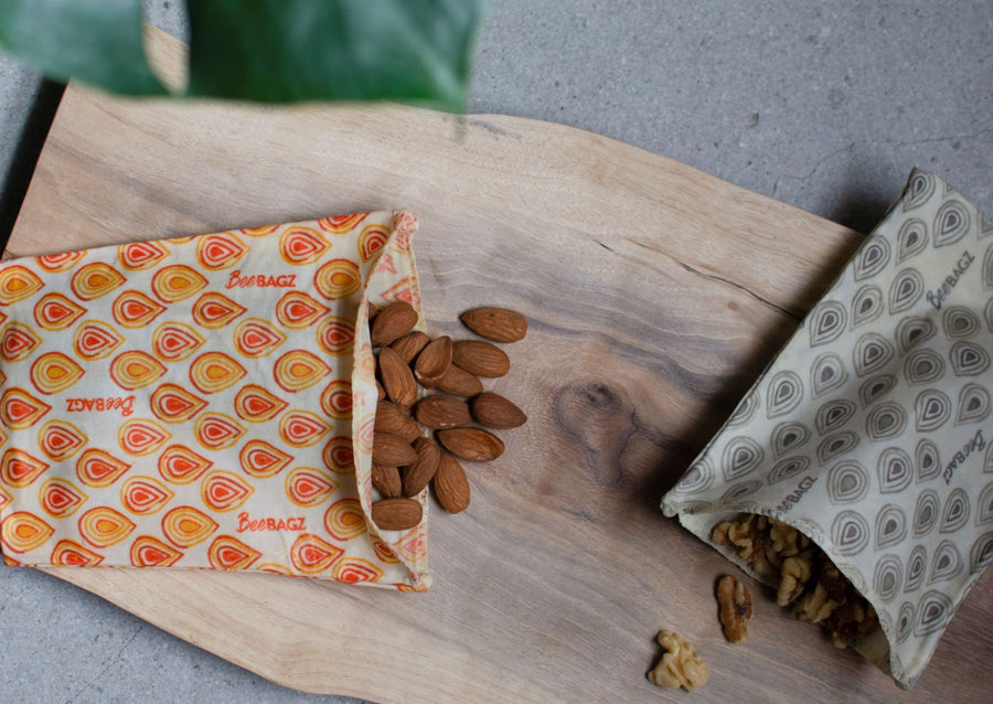Beeswax Bags Lunch Pack