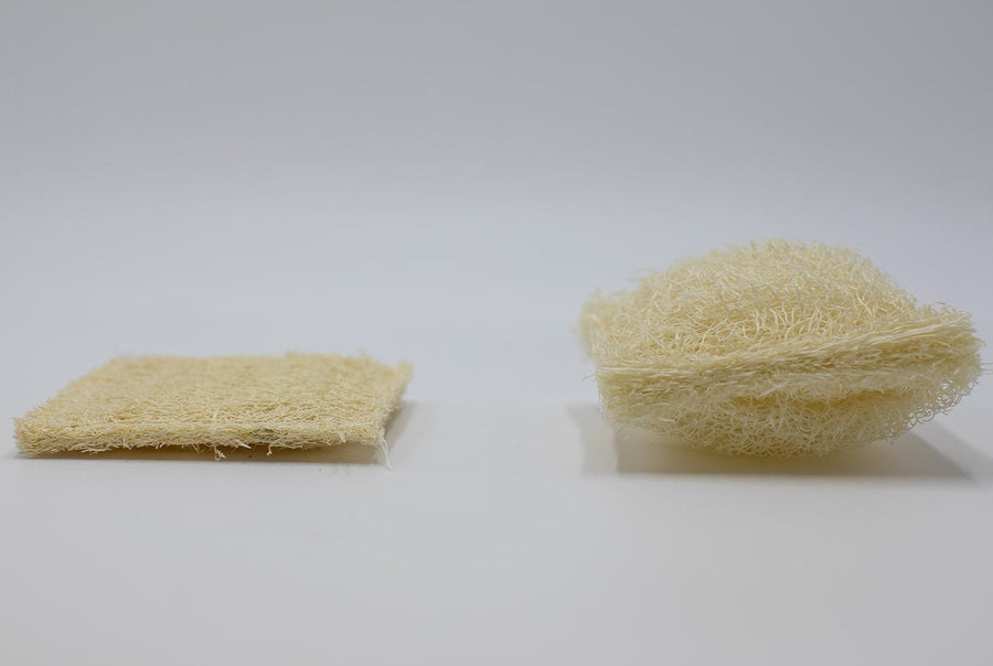 Bath & Body Loofa Sponges 3-Pack