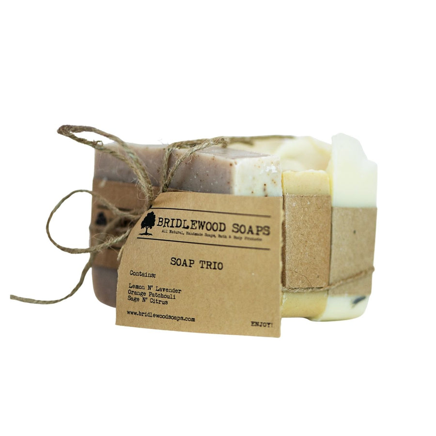Bar Soap 3-Pack