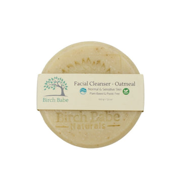 Oatmeal Facial Cleansing Bar