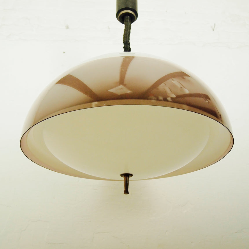 Ceiling lamp by Stilux, 1960's
