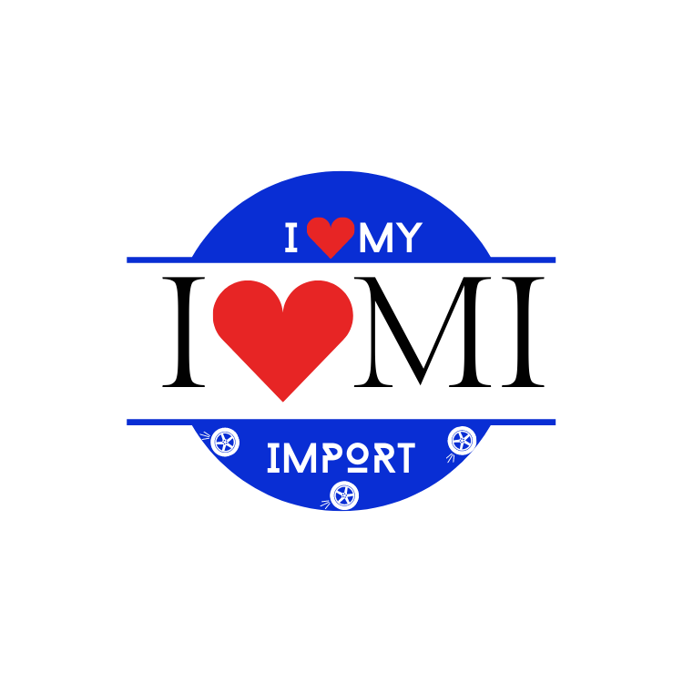 I love my import