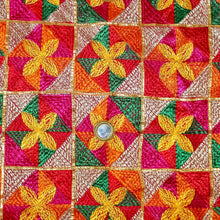 Load image into Gallery viewer, Phulkari embroidery to pair with punjabi suit