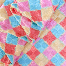 Load image into Gallery viewer, Phulkari Dupatta embroidery in Mystic Loom // Phulkari for online shopping