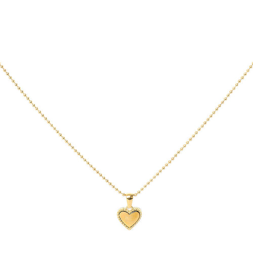 KETTING BE KIND GOLD