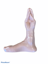 Load image into Gallery viewer, Huge Foot Fetish Dildo with Real Feel Including a FREE LUBRICANT - UK Seller