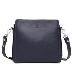 Sia Cormorano Shoulder Bag Navy