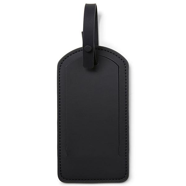 Travel Tag Black