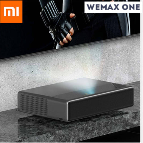 "WEMAX ONE PRO Laser Projector Android 6.0 2300ANSI 150"" 1920*1080 4K BT4.0 Wifi 2.4 5GHz 3D Smart Home Projector FMWS02C"