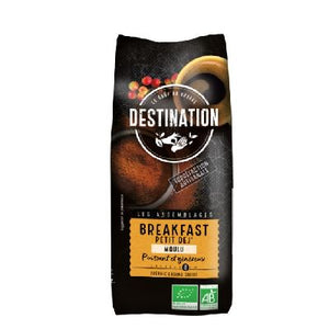 CAFE BREAKFAST MOULU 500G