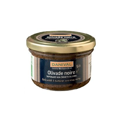 Olivade Noire 100G