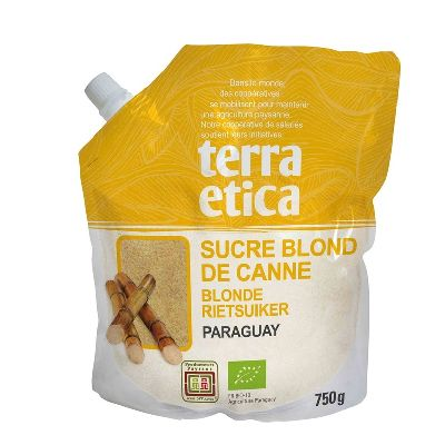 Sucres Blond Canne 750G