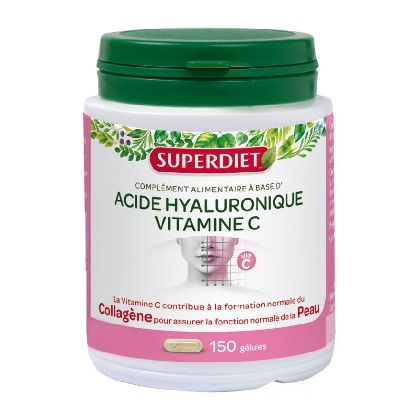 Acide Hyaluroniq +Vitc X150Gel
