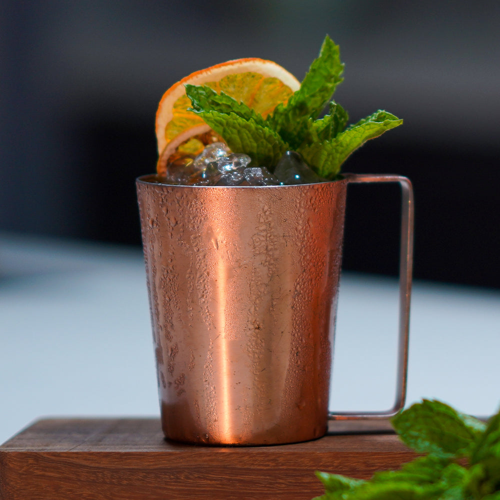 DUTCH MULE | 7 cocktails