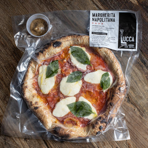 NEAPOLITAN FROZEN PIZZA