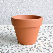 Load image into Gallery viewer, Terracotta Pot - 6cm
