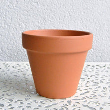 Load image into Gallery viewer, Terracotta Pot - 8cm