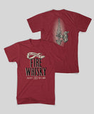 Blishen's Fire Whisky T-Shirt