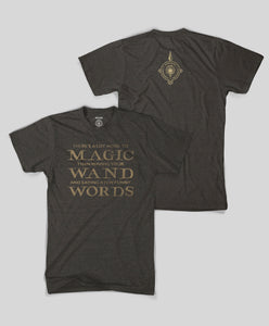 Magic Wand Words T-Shirt
