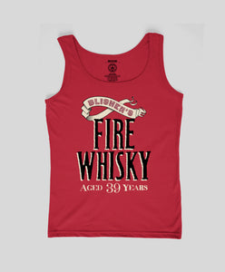 Blishen's Fire Whisky Tank-Top