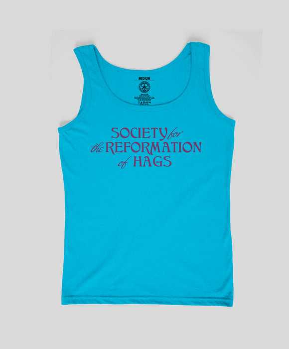 Society for the Reformation of Hags Tank-Top
