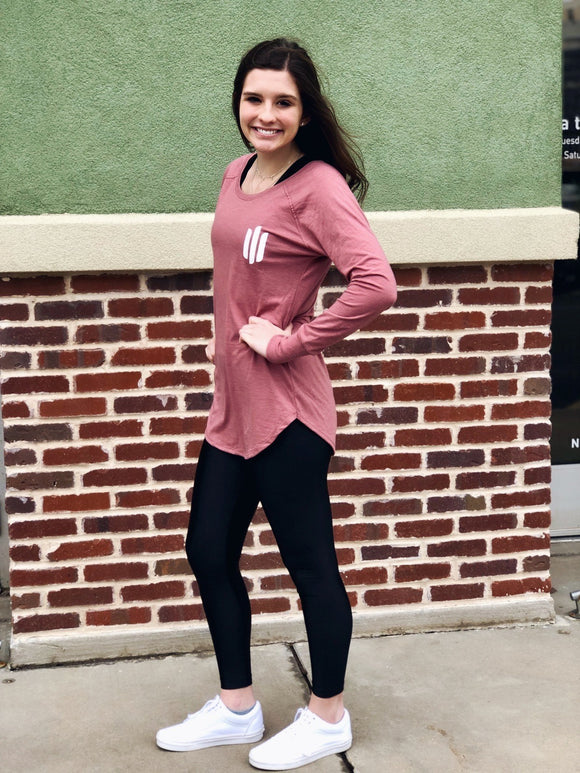 Tri Athleisure Long Sleeve