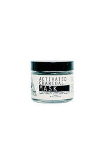 Activated Charcoal Mask || 2oz