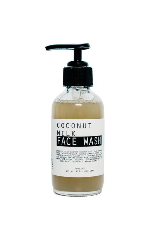 Coconut Milk Face Wash