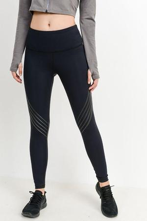 Wraparound Wing Leggings