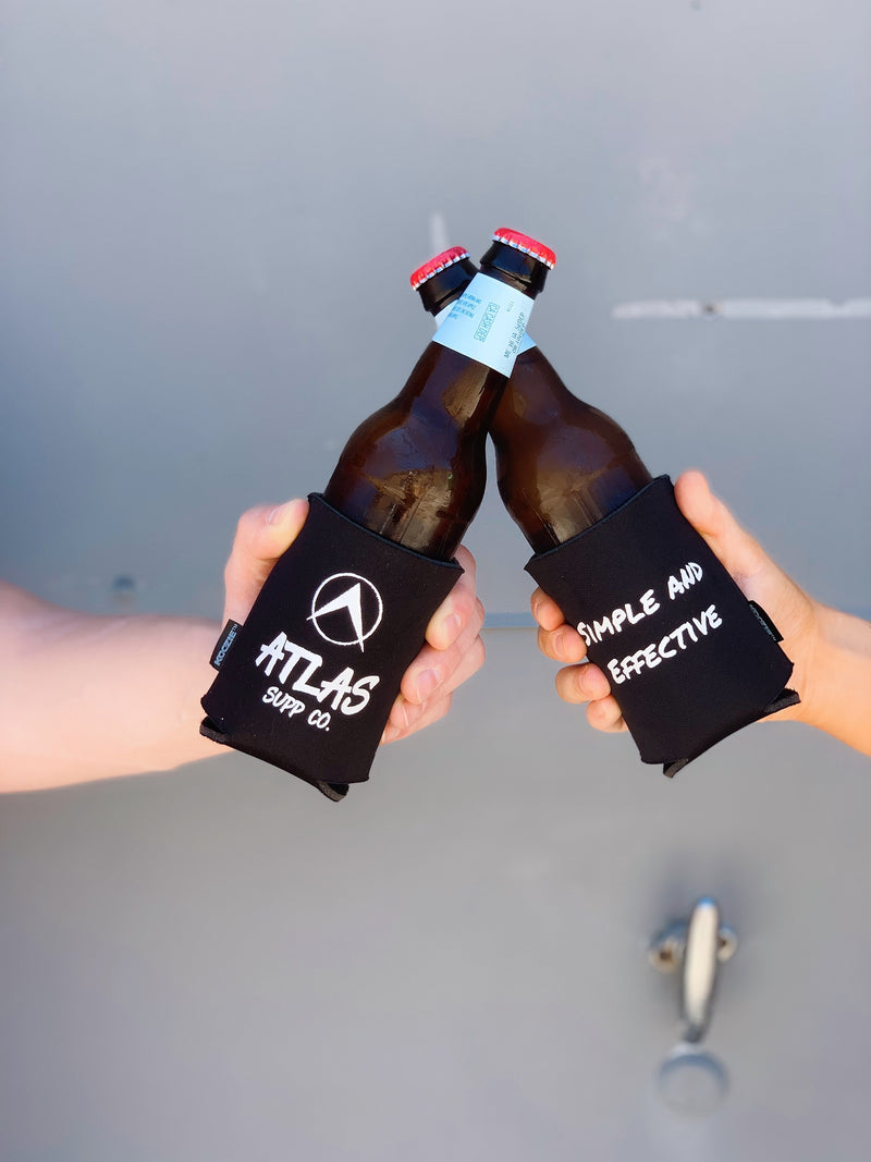Atlas Supp Co. Koozie
