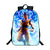 Kids Small Backpack New Dragon Ball Super Broly Bookbag