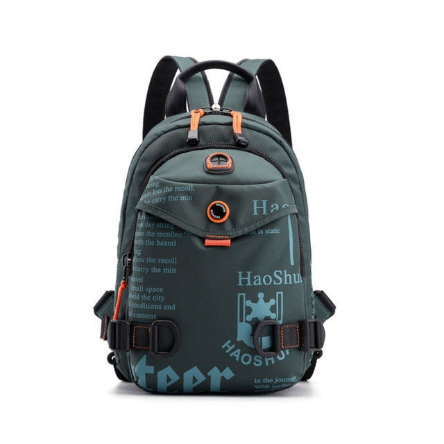 New 2020 Tommy Tech Designer  Men Backpack Mini Soft Touch Multi-Function