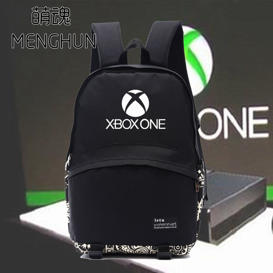 Xbox one backpacks black gamers