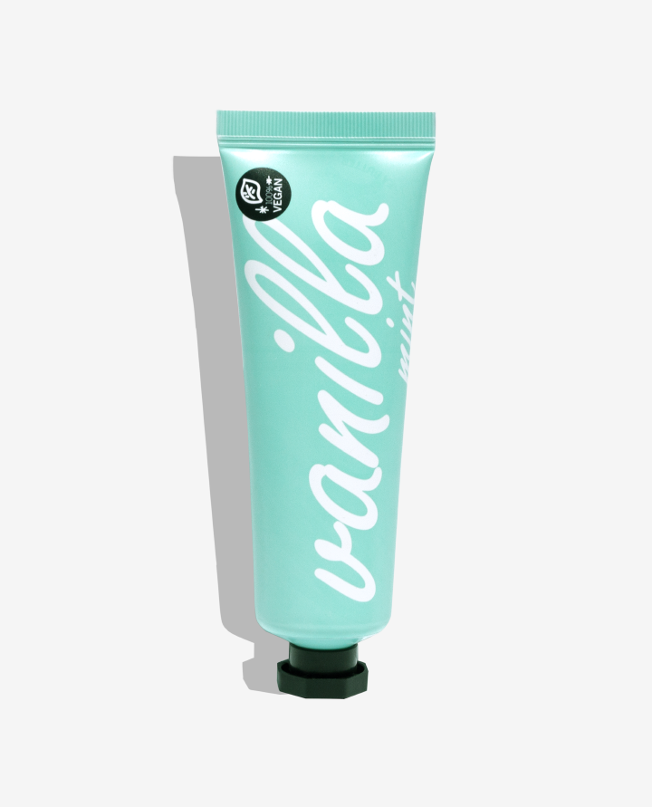 Vanilla Mint Hand Cream (1.5oz Tube)