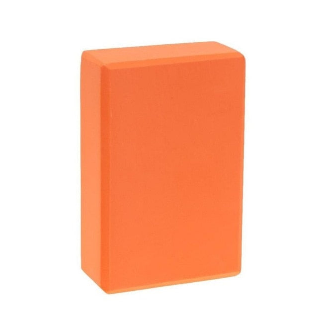 Women Yoga Props Foam  Pilates Yoga Block Exercise