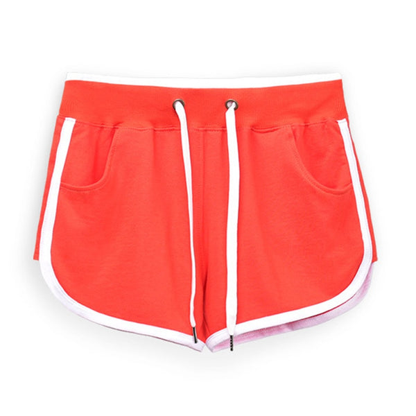 Women Running Workout Shorts Yoga Sport Fitness