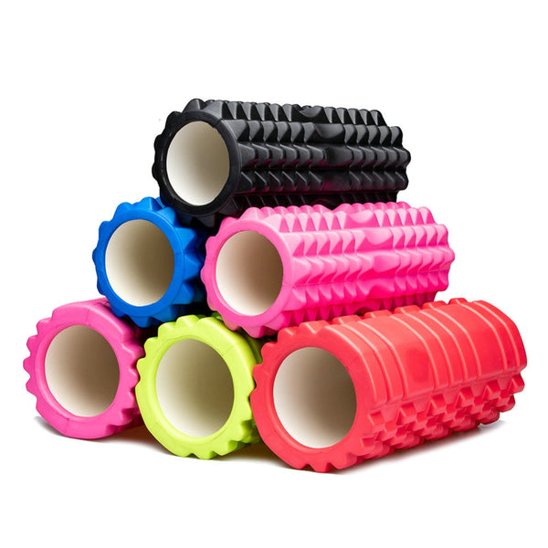 New Women Yoga Column Foam Yoga Pilates Fitness Foam