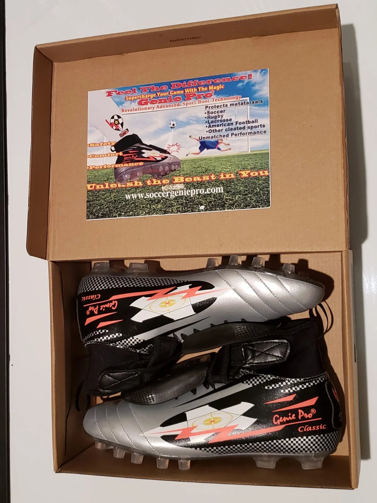 Genie Pro® High Performance Sport Cleats