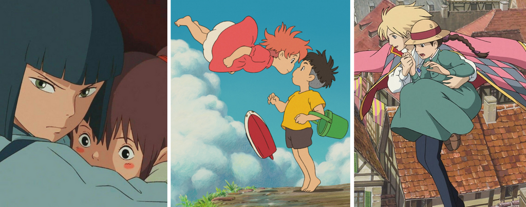 amour films studio ghibli