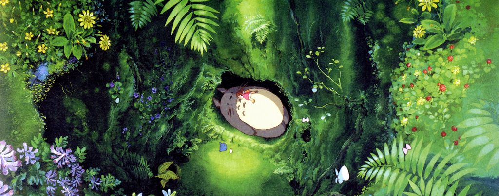 Nature Studio Ghibli