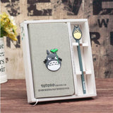 Cahier Totoro<br> 3D - Passion Ghibli